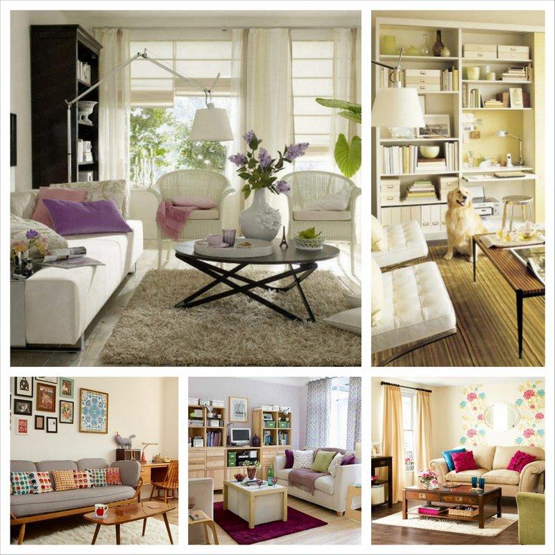 Дизайн небольшой гостиной с максимальным комфортом