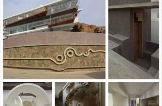 Футуристичный особняк в Перу от Longhi Architects