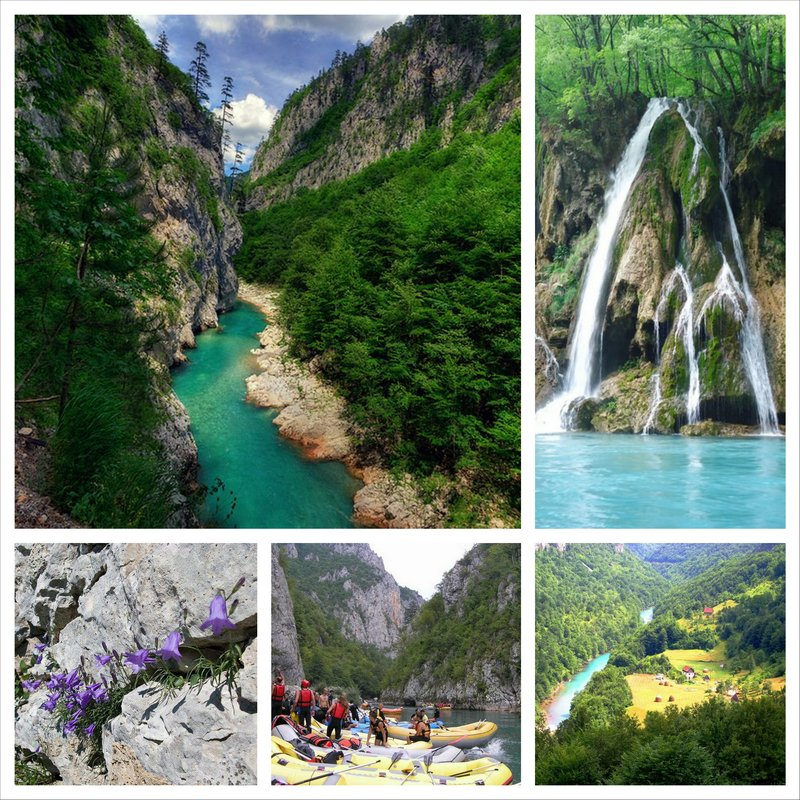 Каньон реки Тара, затерянный мир Черногории 26