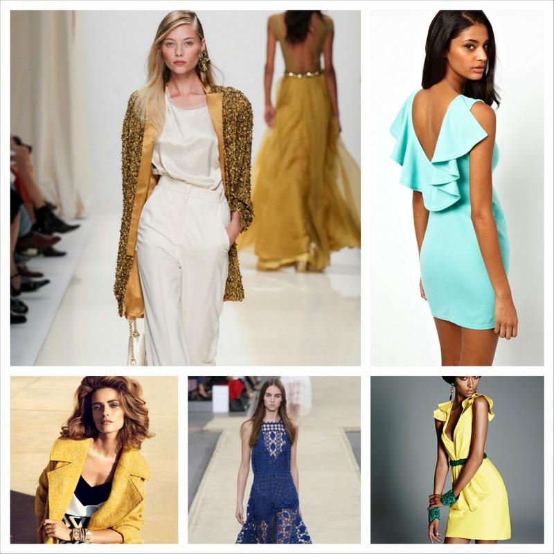 Модные тенденции весна - лето 2014 5