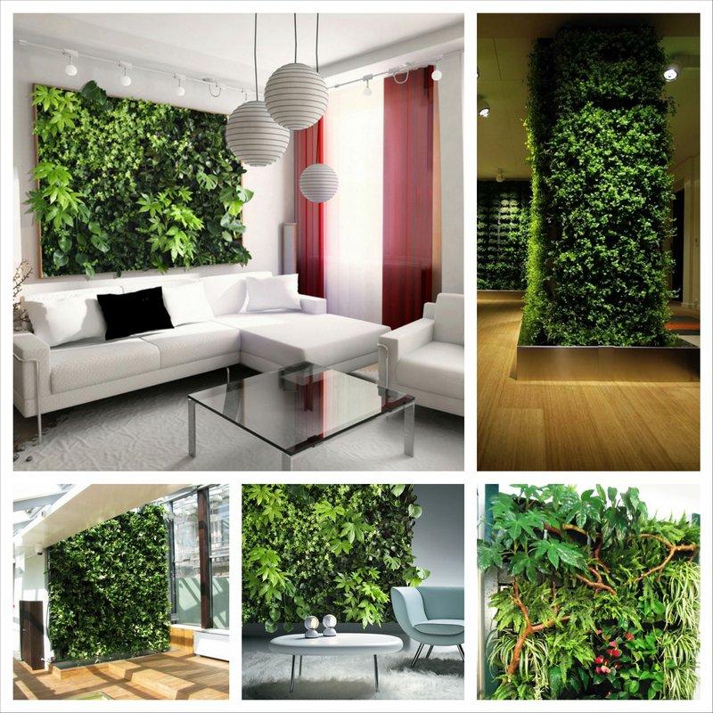 Вертикальное озеленение стен или сад нового поколения 2