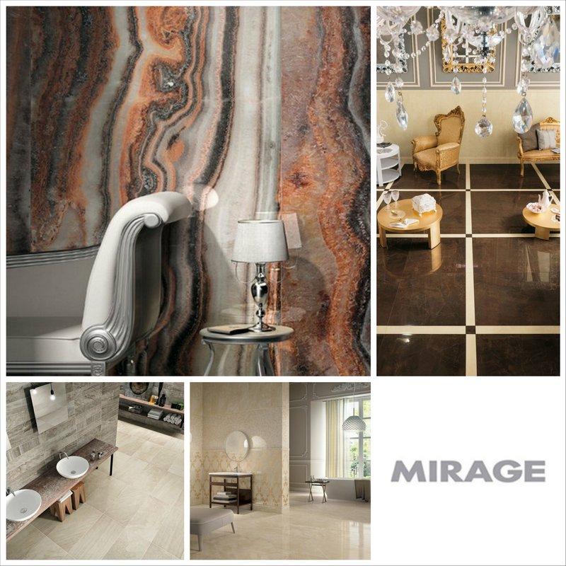 Mirage - искусное производство керамической плитки