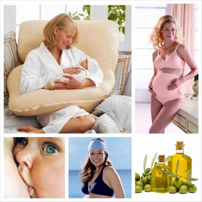 Необходимые вещи во время беременности