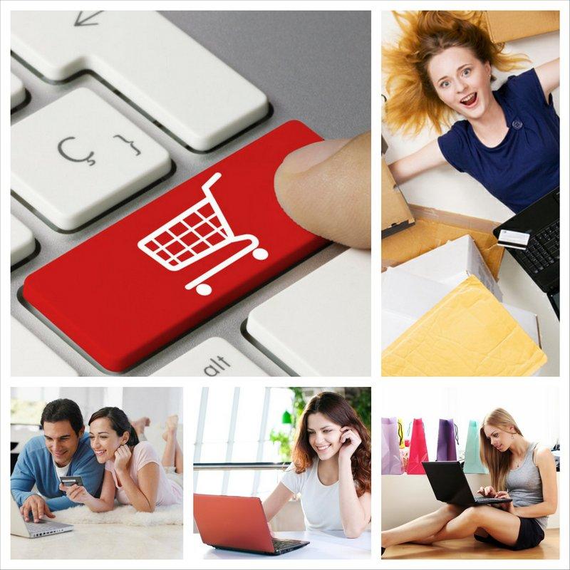 Положительные стороны покупок через интернет