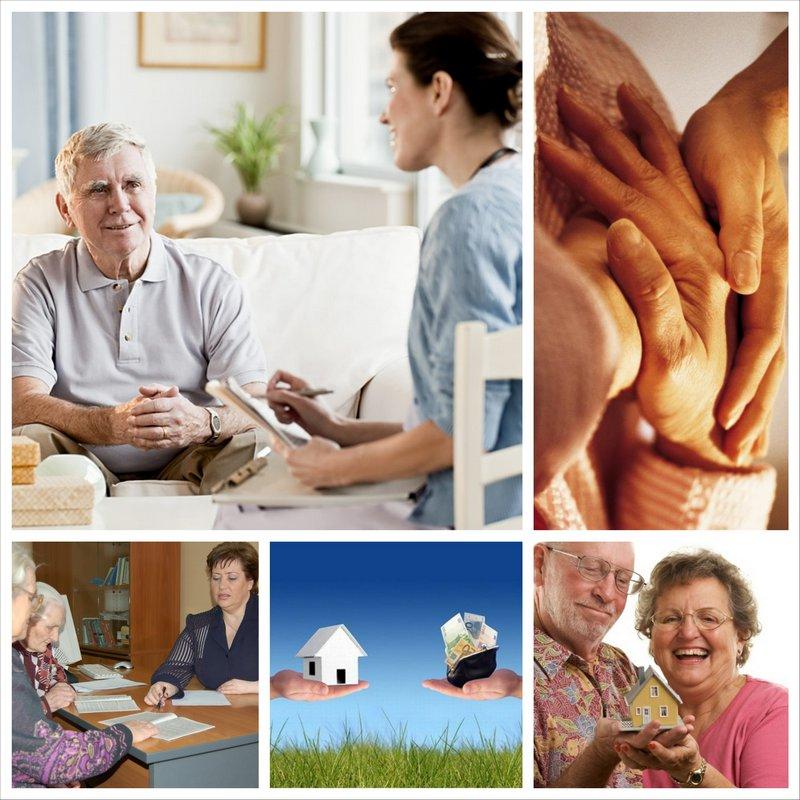Договор ренты с пожизненным содержанием - выгода для одиноких пожилых людей