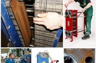 Промывка теплообменника для повышения его эффективности