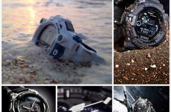 Надежные часы Casio G-Shock - история и факты