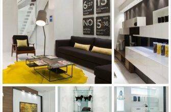 Cовременный дизайн интерьера от Cecconi Simone