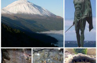Гуанчи - ушедшее племя Канарских островов