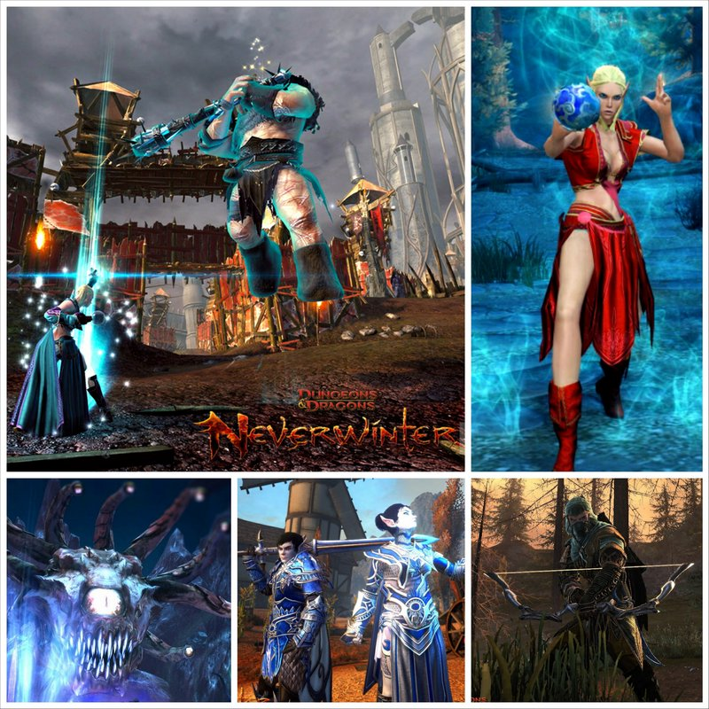 Игра Neverwinter или чем заняться на летних каникулах