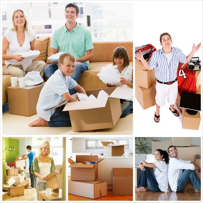 Как быстро собрать вещи для переезда