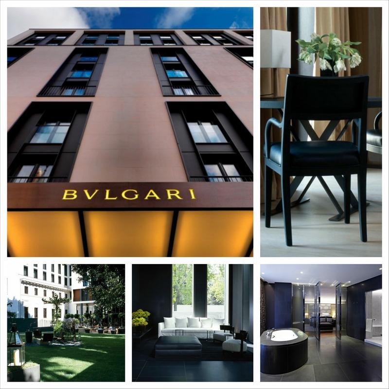 Отель Bulgari в Милане - изысканная роскошь от знаменитого модного дома