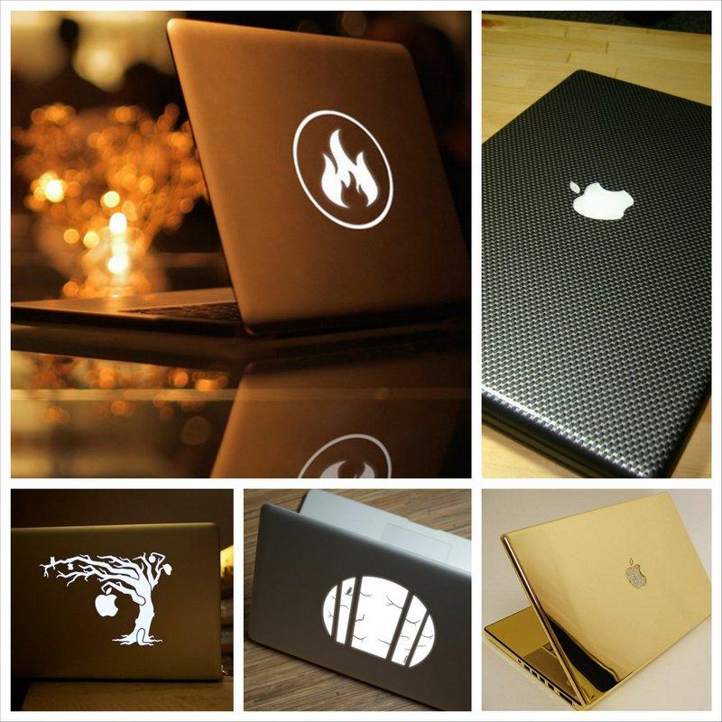 Про моддинг ноутбука Macbook