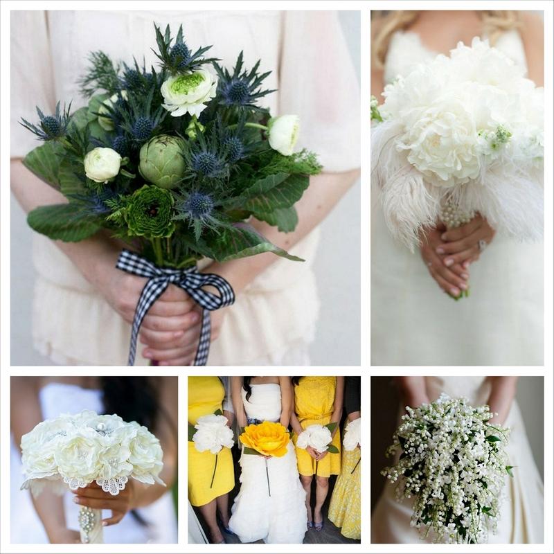 Свадебный букет от мужчины в день свадьбы, неожиданный сюрприз любимой 1_Fotor_Collage