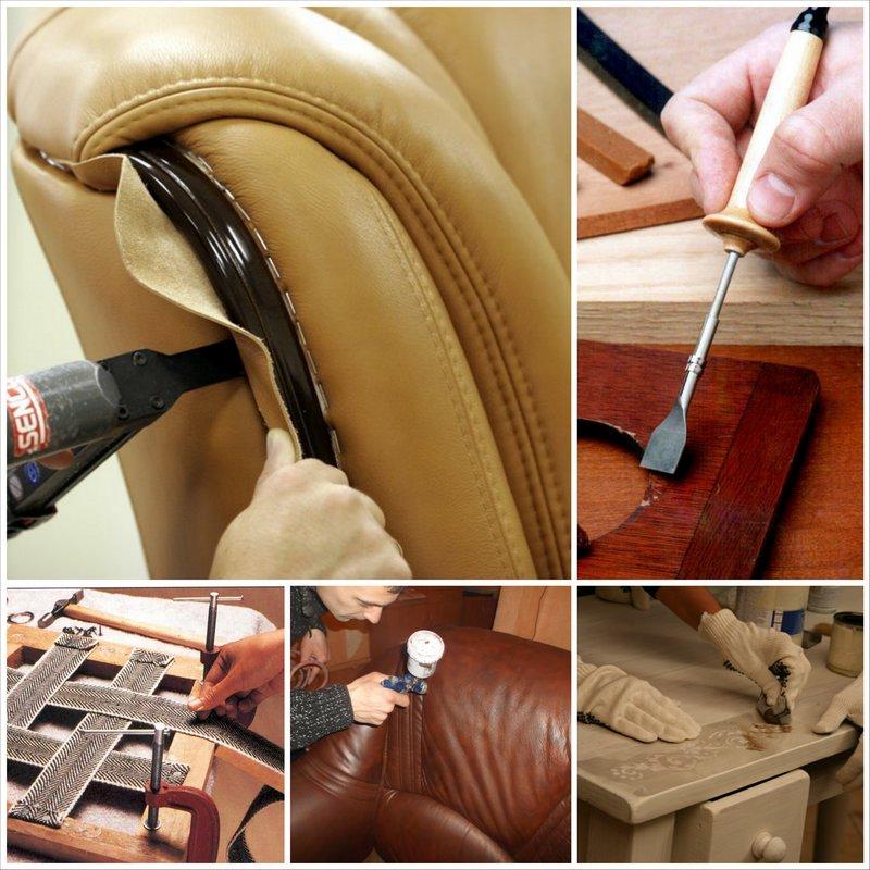 Зачем покупать новую мебель, если эксклюзивную модель можно сделать из своей