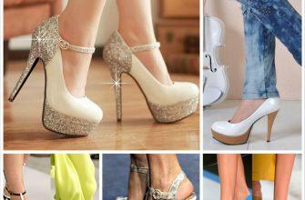 Летняя обувь женская - 9 модных трендов 2014 года