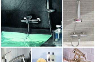 Как выбрать хороший смеситель для ванной