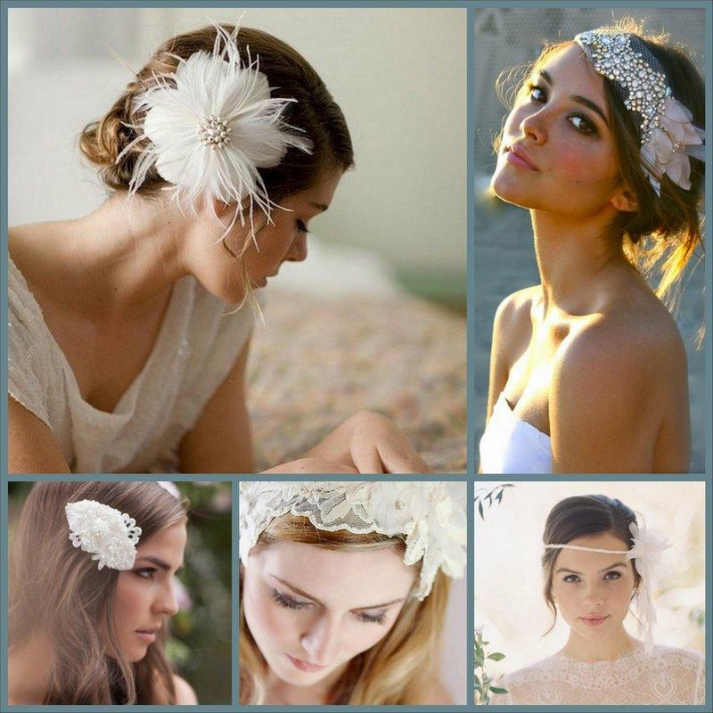 Красивые свадебные украшения для невесты - советы по выбору