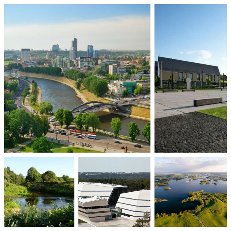 Современный минимализм в архитектуре Литвы