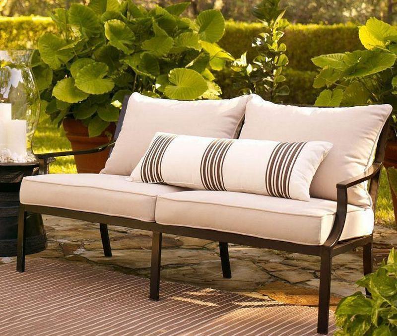 Как сшить подушки для садовой мебели своими руками выкройки