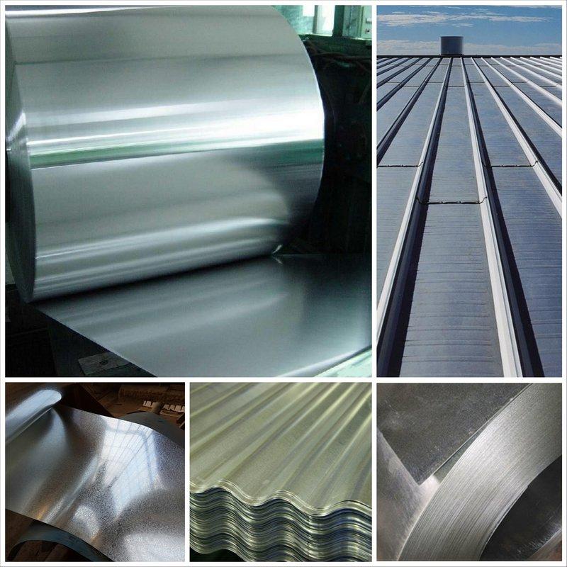 Значение покрытия в оцинкованной стали