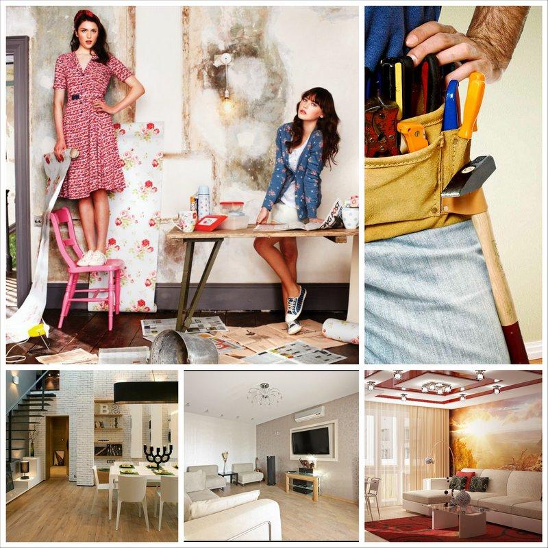 Отделка и ремонт квартир - с чего начинать?