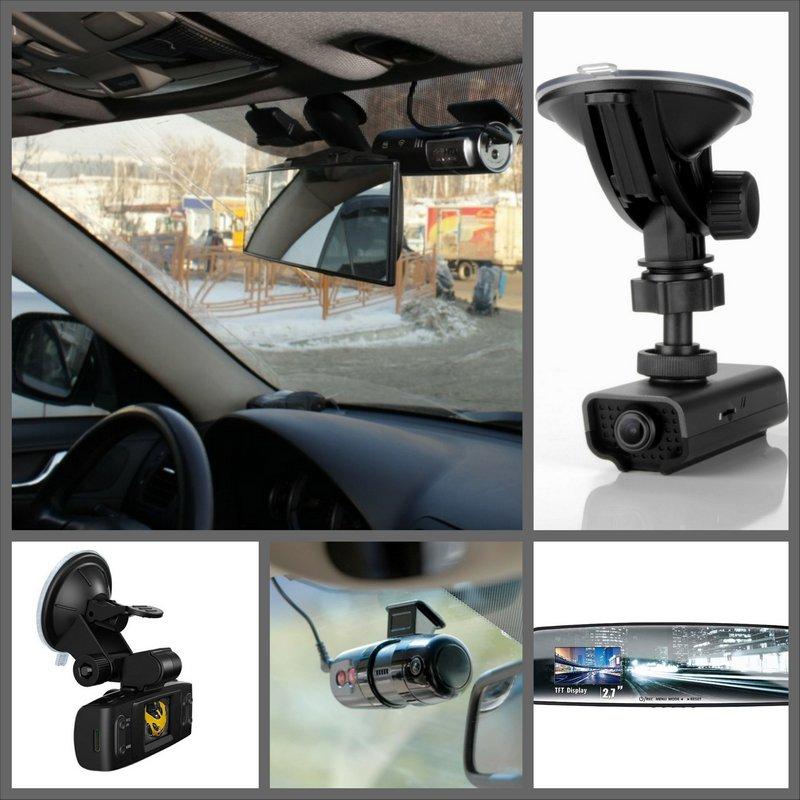 Видеорегистратор автомобильный в зеркале заднего вида - находка для современного водителя