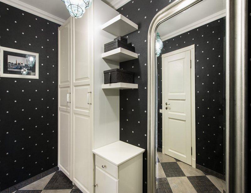 Дизайн гостиной камином совмещенный с кухней