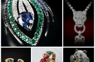 Ювелирные украшения - бесценный подарок