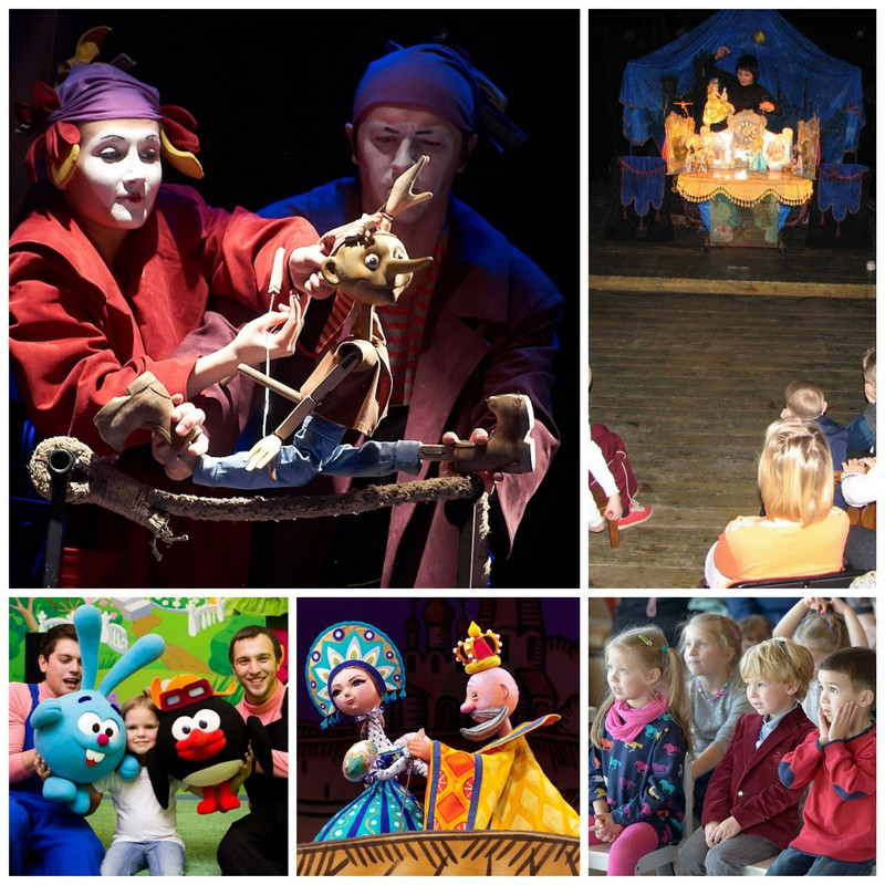 Что значит театр для детей?