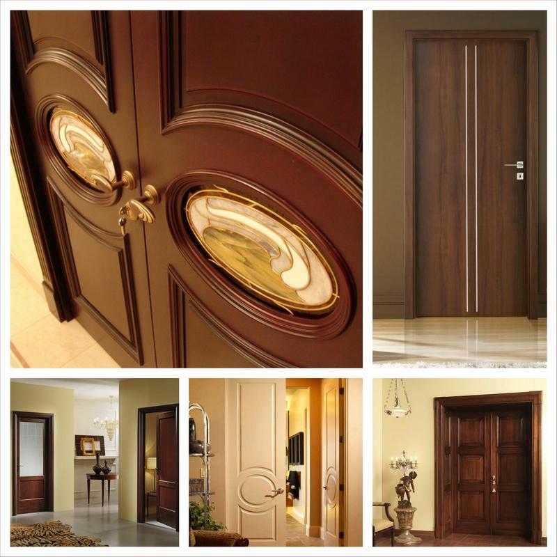 Двери межкомнатные - правильный подход к удачному выбору