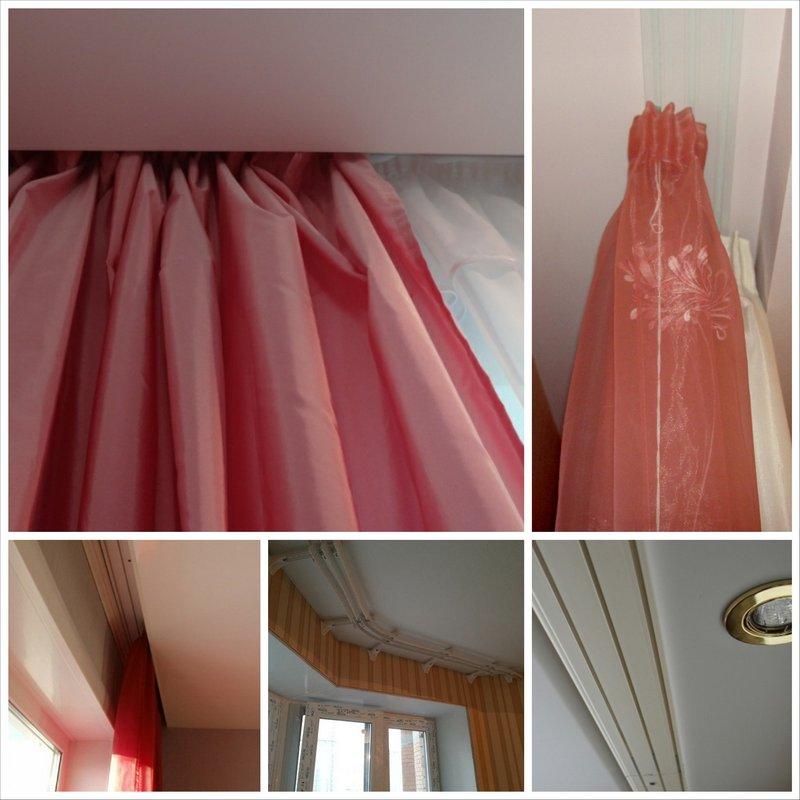 Карнизы для натяжных потолков - элегантность и стиль