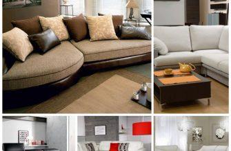 Мягкая мебель - мягкая атмосфера в вашем доме