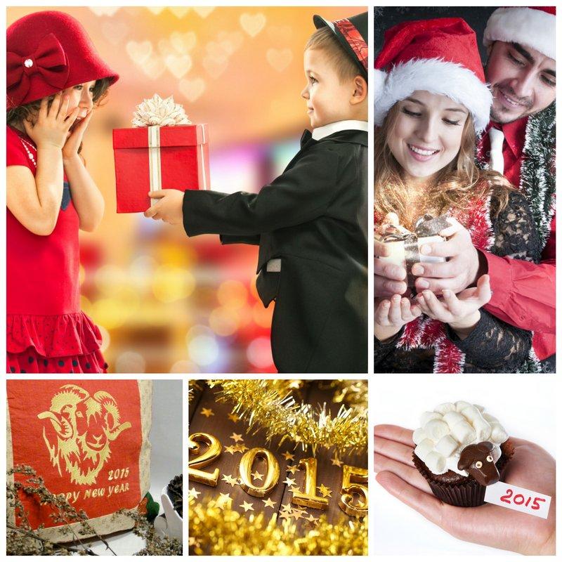 Новый год 2015 - что подарить?
