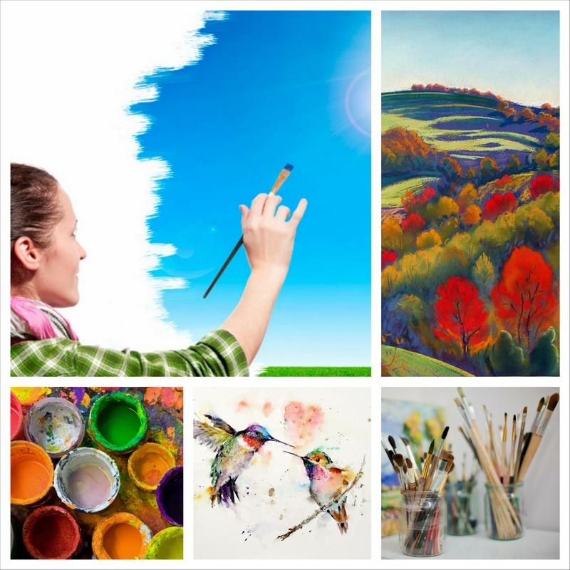 Обучение рисованию взрослых людей, как метод развития культурного общества 1