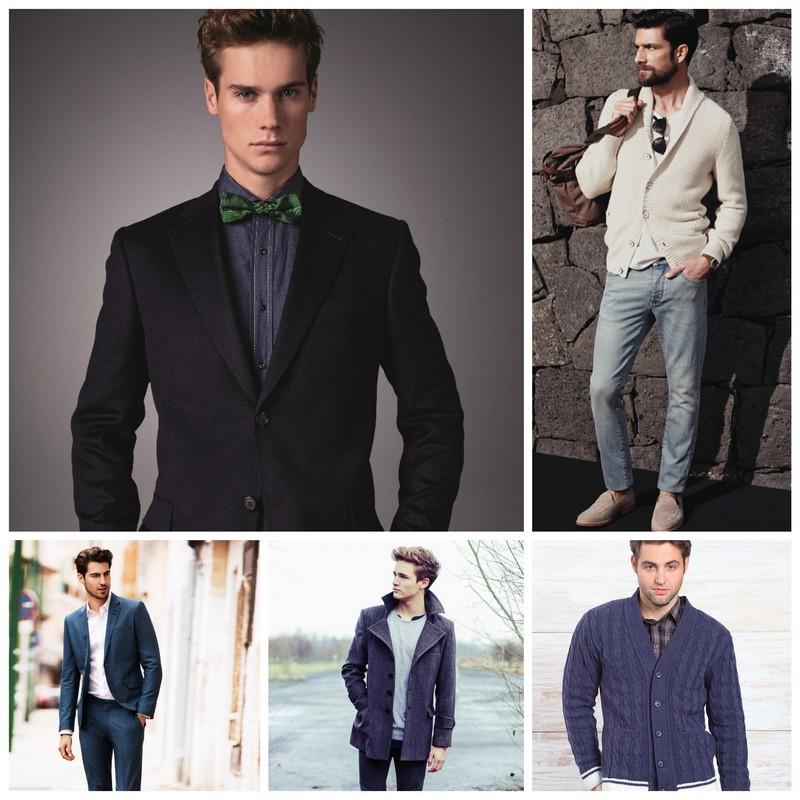 Стиль кэжуал в мужском гардеробе