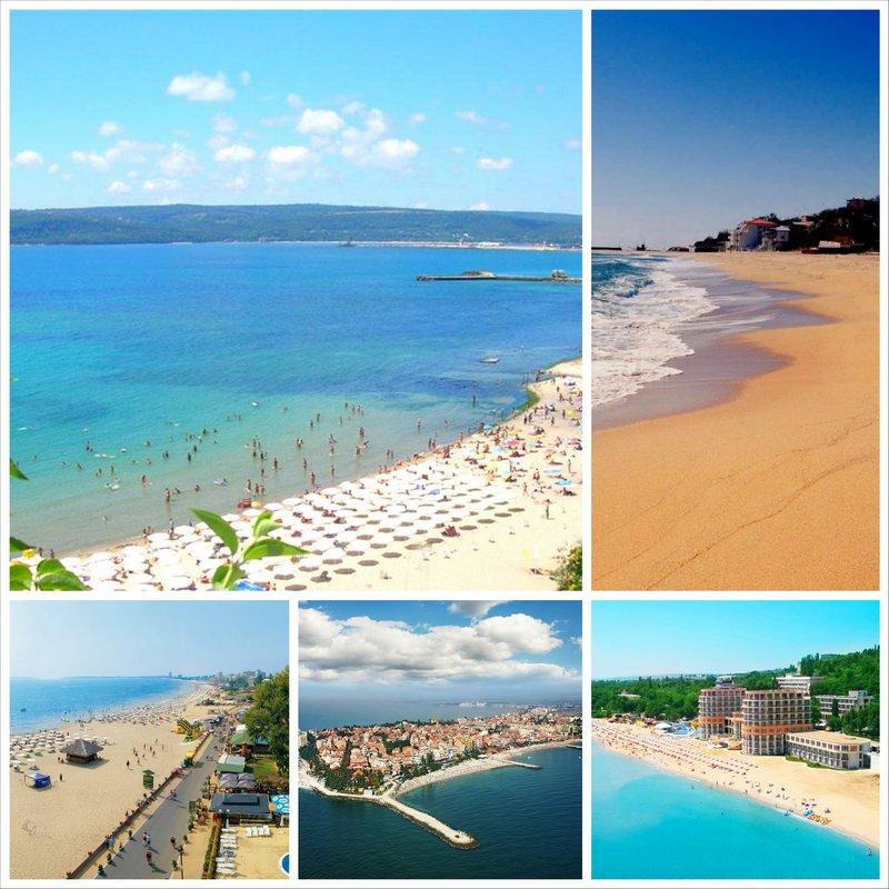 Великолепные курорты Болгарии