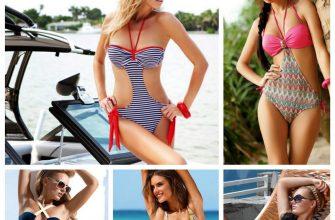 Выбор трикини для пляжного отдыха