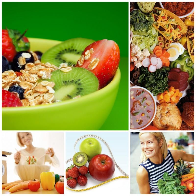 здоровое питание залог