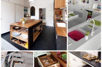 Эргономичный дизайн кухни для нескольких поваров
