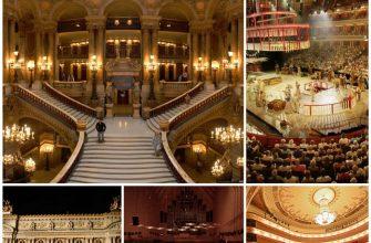 Архитектура театра в наши дни