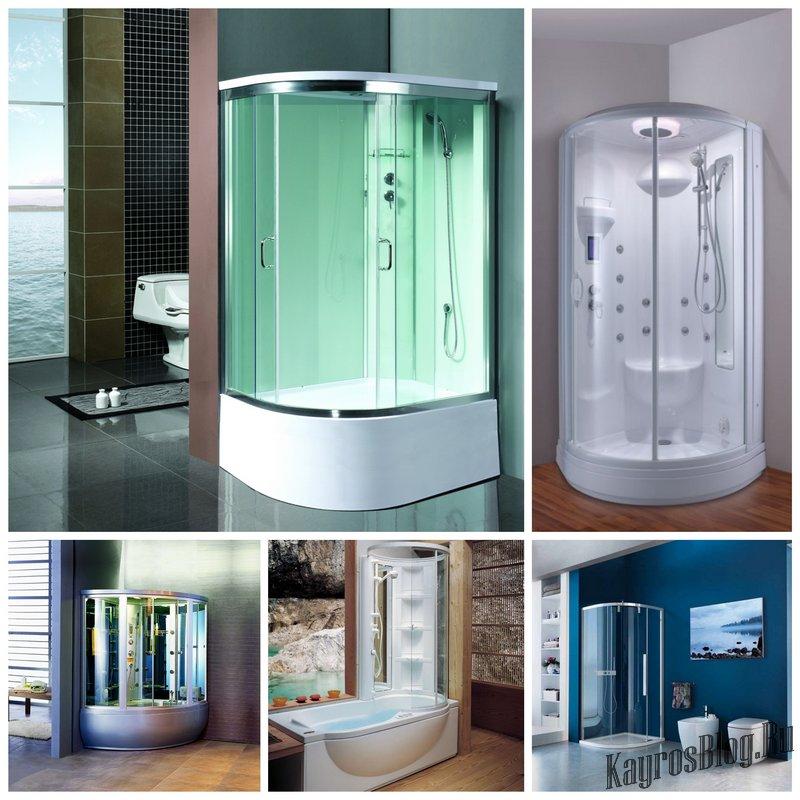 Душевая кабина - идеальное решение для малой ванны