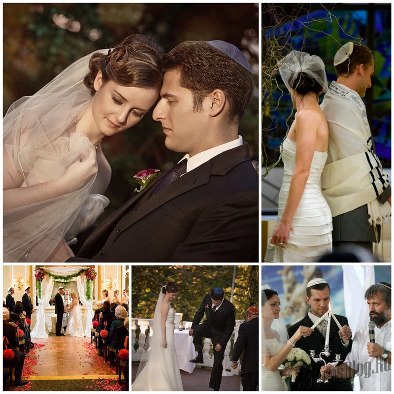 Еврейская свадьба и её особенности