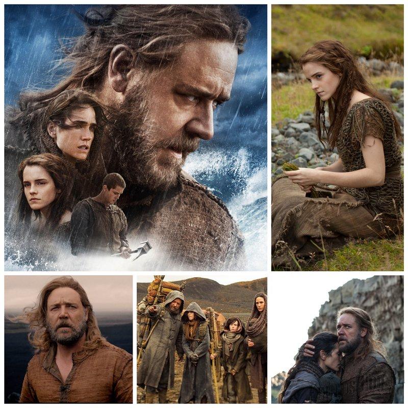 Фильм Ной - без изысков и неожиданностей
