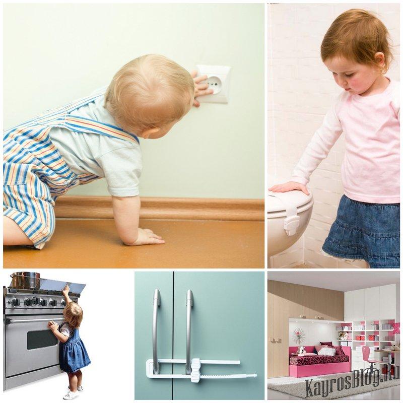 Интерьер для малыша позаботьтесь о безопасности