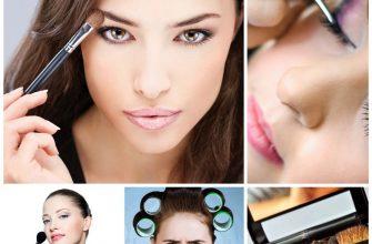 Как обновить макияж