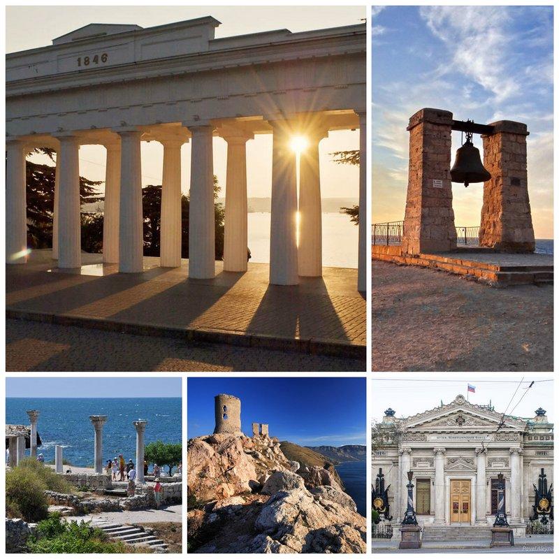 Неповторимый Севастополь