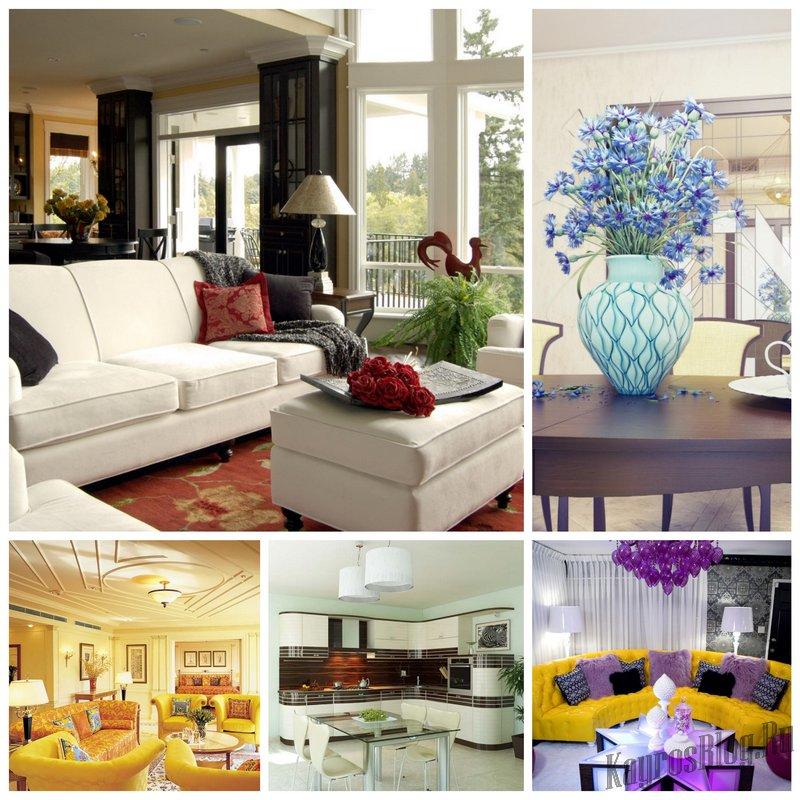 Стиль модерн в оформлении жилого помещения