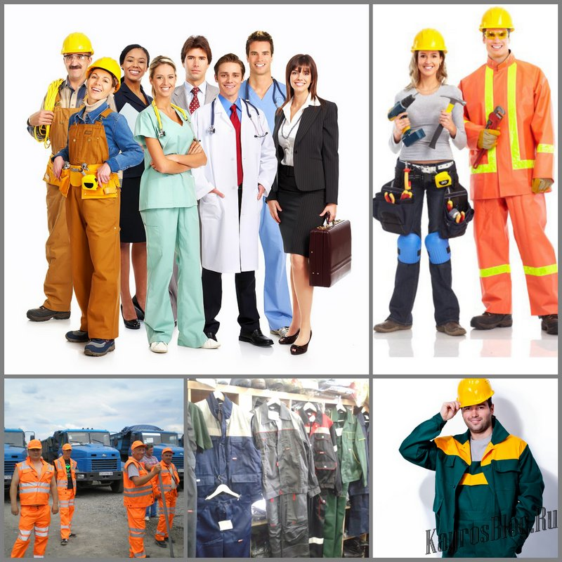 Выбор спецодежды для предприятий - советы по выбору
