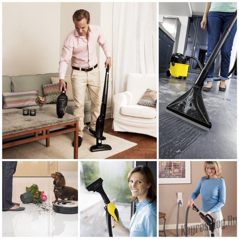 Как выбрать пылесос для квартиры - критерии выбора